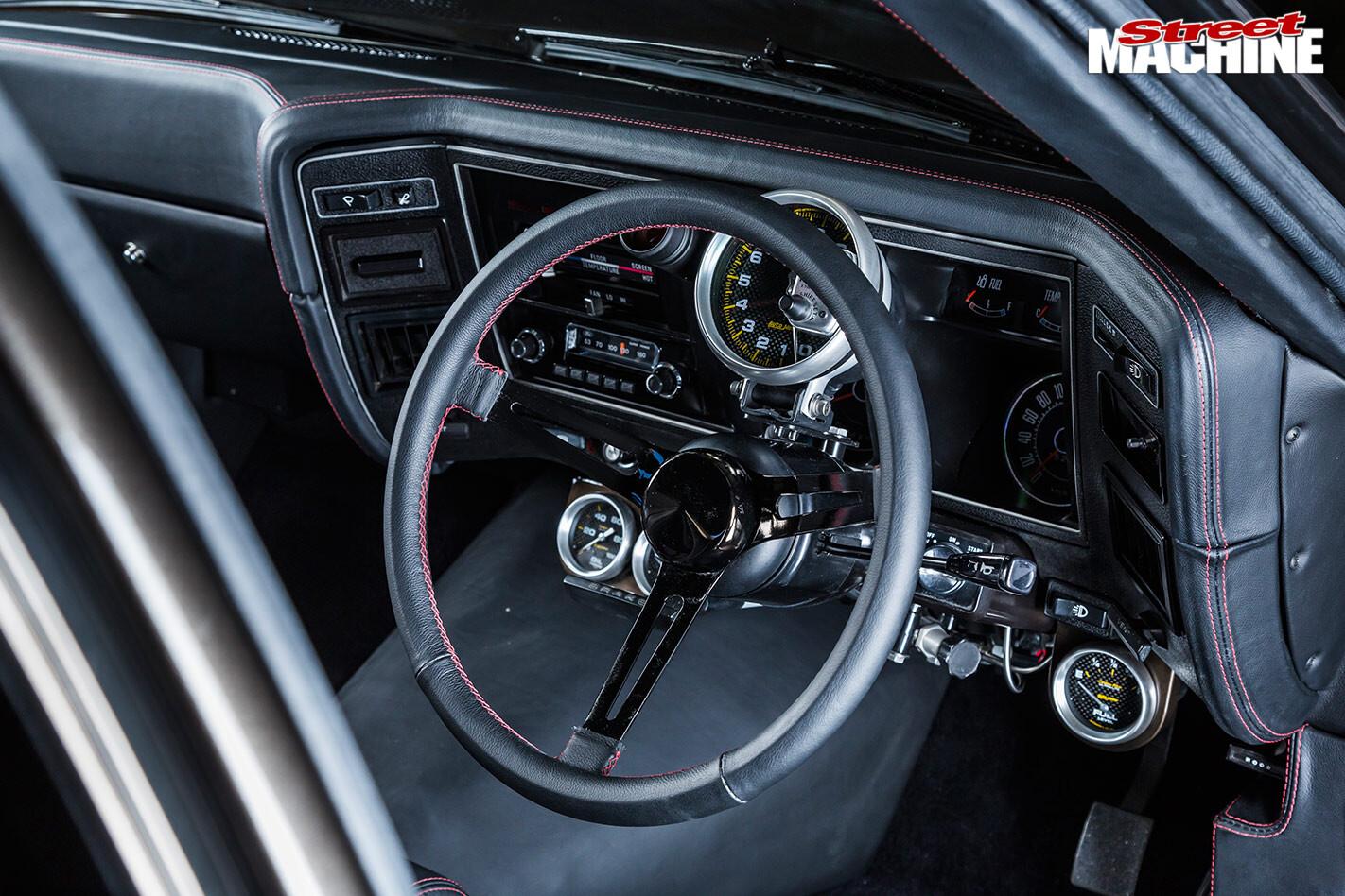 Ford Falcon console