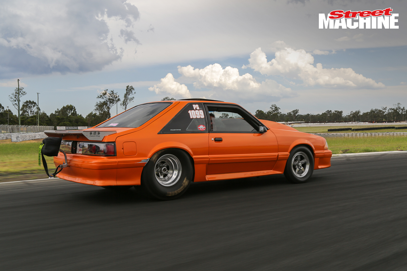 Ford Mustang Turbo 8648 Nw
