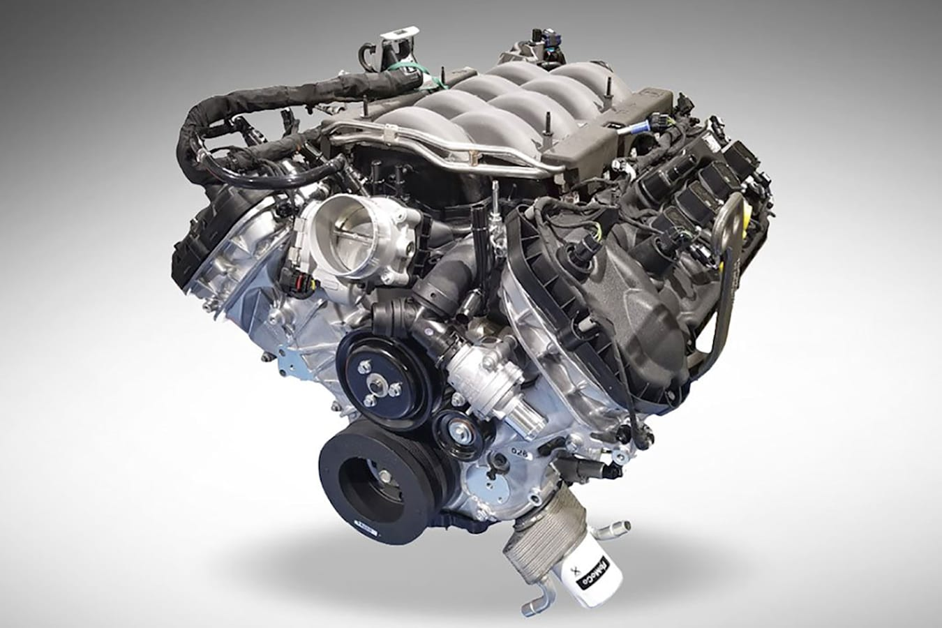 Ford Coyote V8