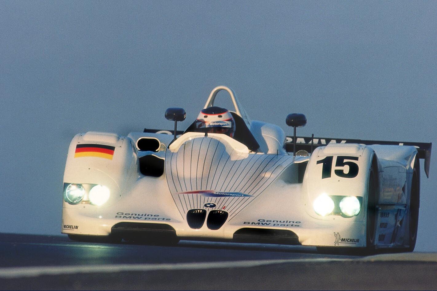 BMW LMR V12