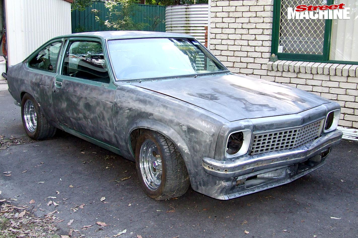 Holden Torana conversion
