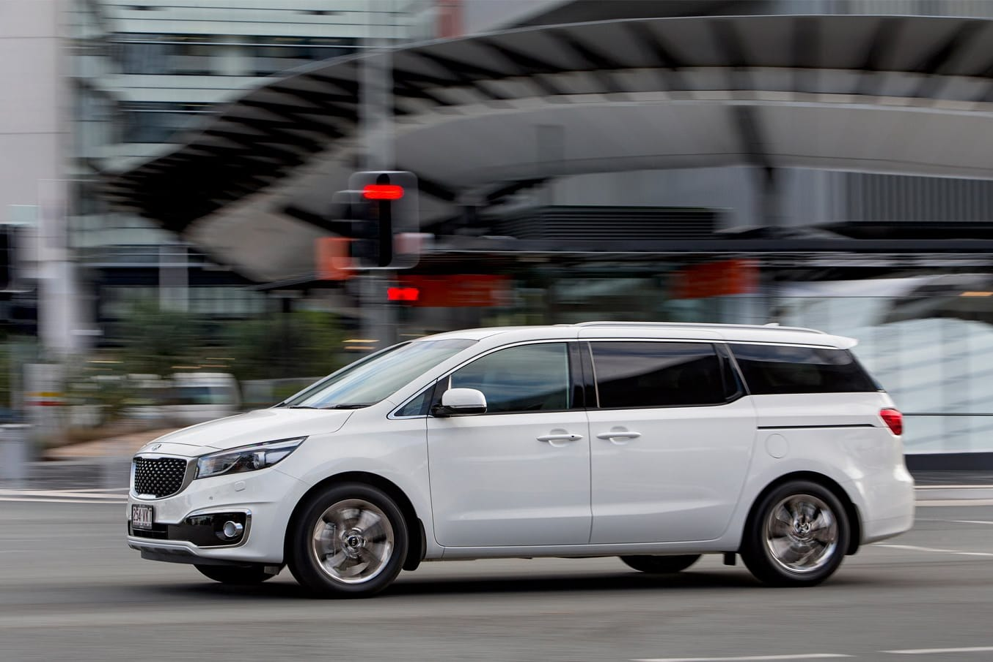 Kia Carnival Platinum petrol quick review