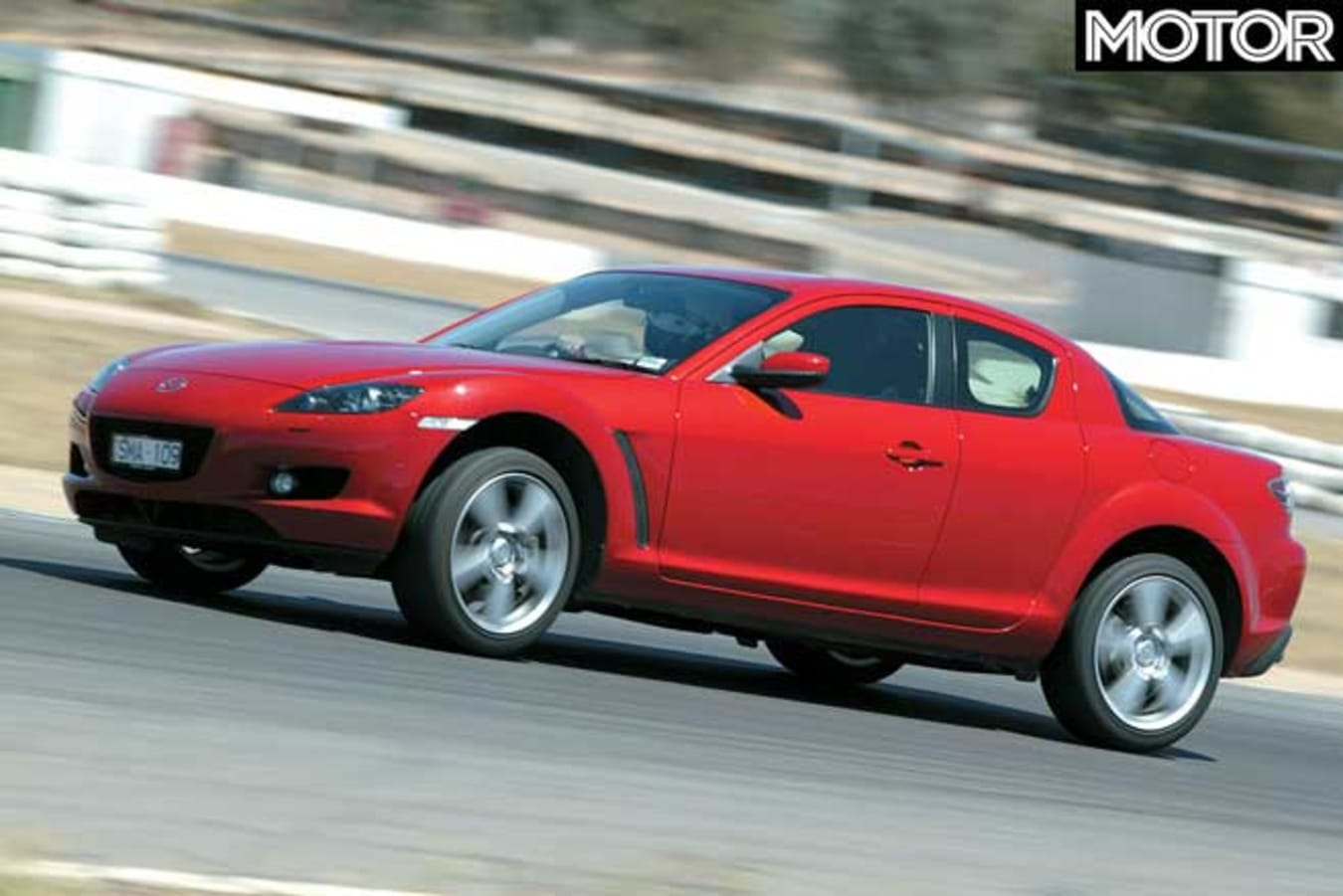 Performance Car Of The Year 2004 Introduction Mazda RX 8 Jpg