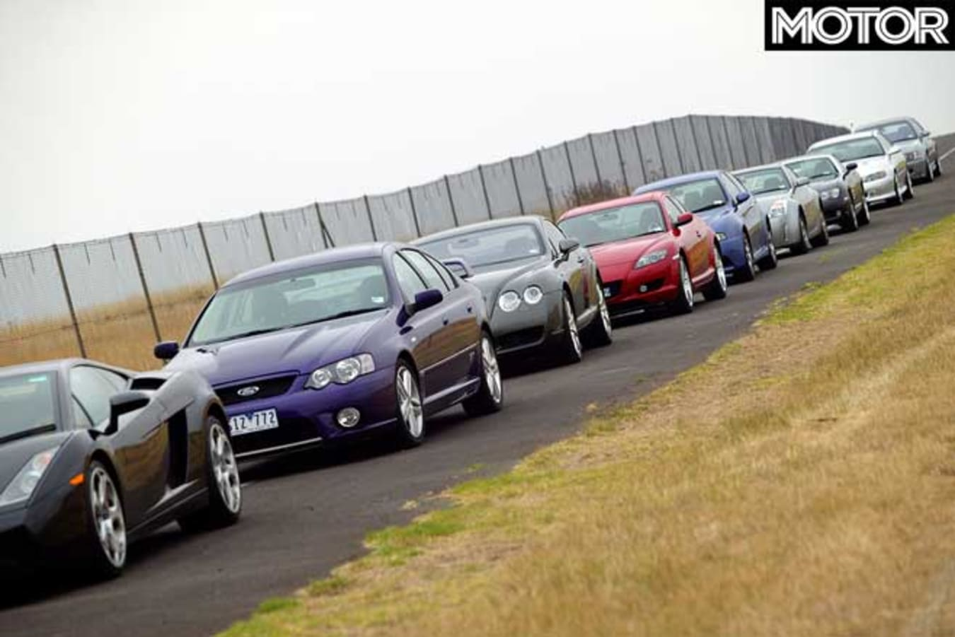 Performance Car Of The Year 2004 Introduction Line Up Jpg