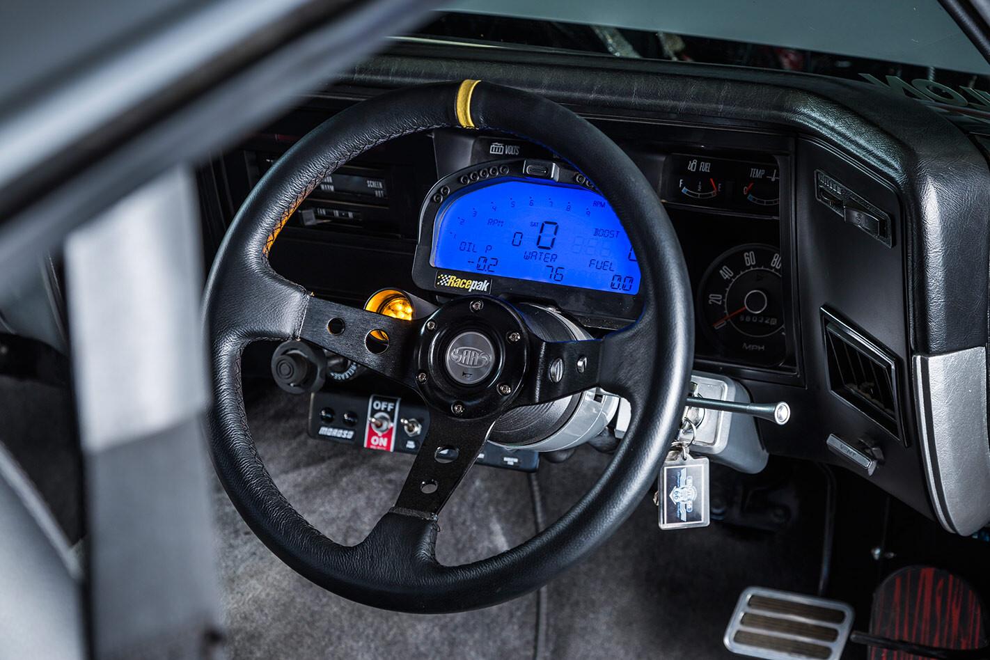 Ford Falcon XA coupe dash