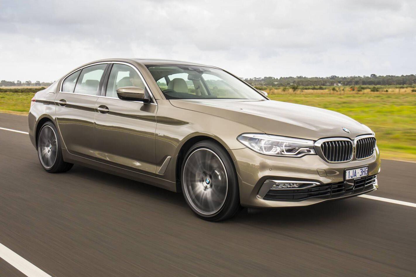2017 BMW 530d quick review