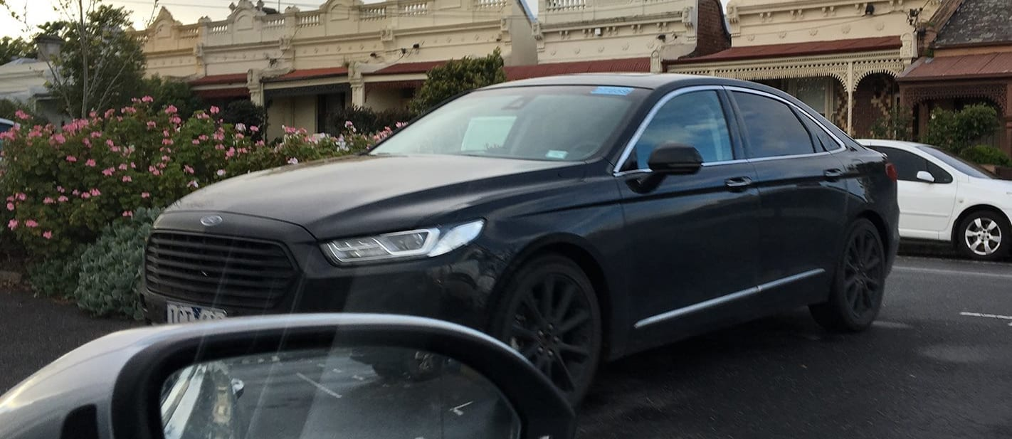 Ford Taurus twin-turbo V6 in Melbourne