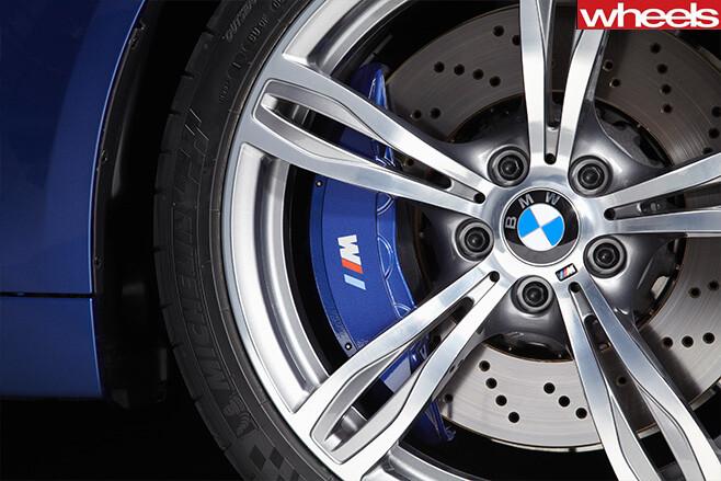 Bmw -M5-Pure -wheel