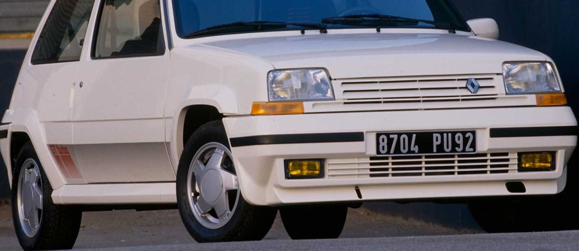 1985 Renault 5 GT Turbo Fast Car History Lesson feature