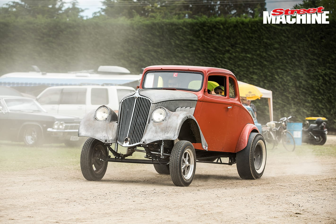 33 Willys Coupe Gasser