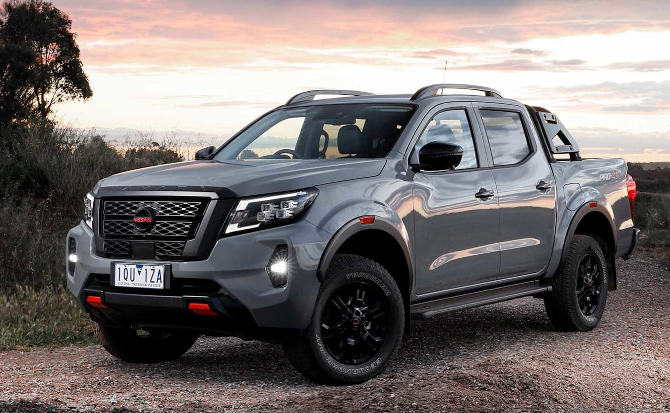 2021 Nissan Navara revealed