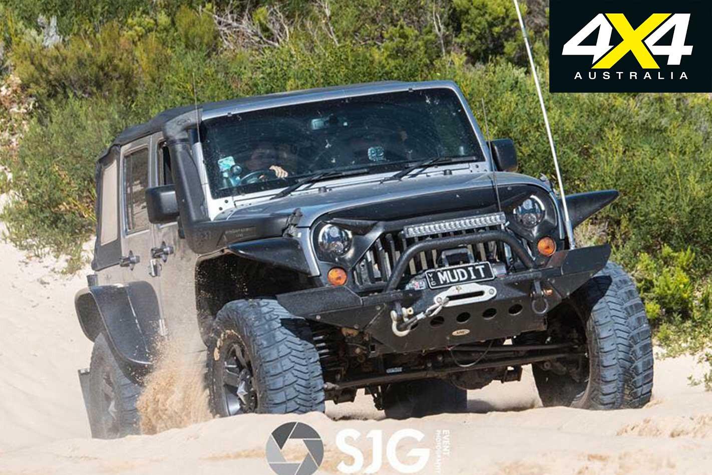 Readers 4 X 4 S Wild Wagons Teagan Hart JK Wrangler Jpg