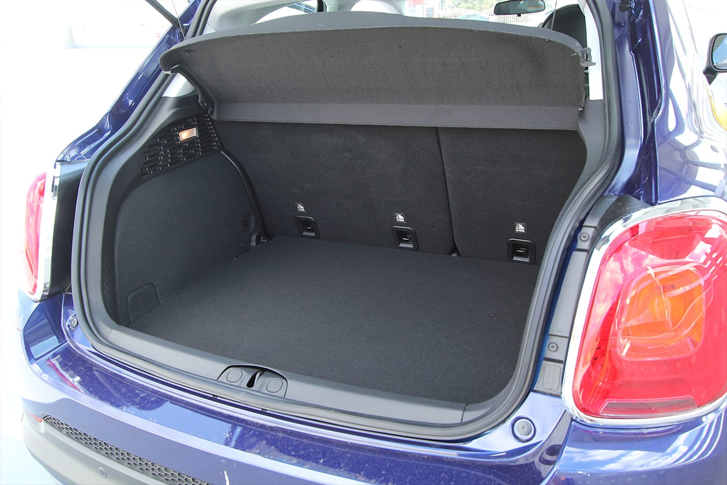 Fiat 500 X Boot Jpg