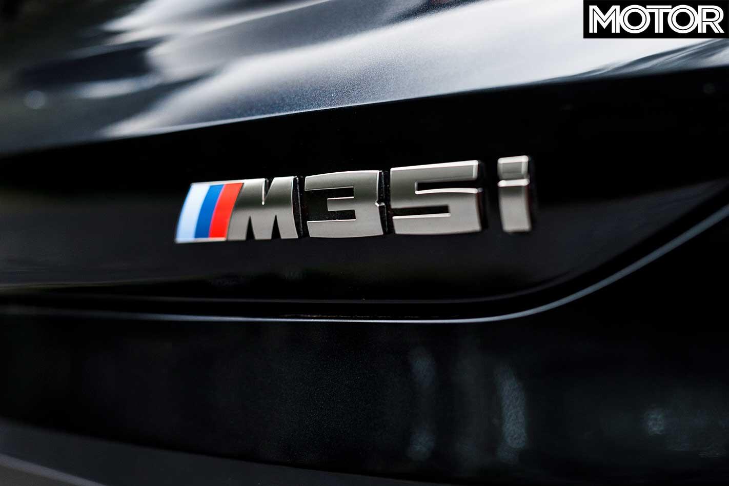 2019 BMW X 2 X Drive M 35 I Rear Badge Jpg
