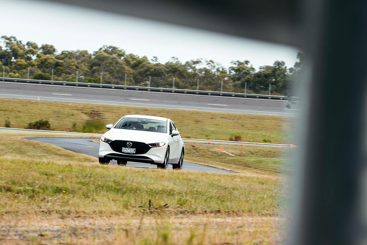 Mazda 3 - 2020 COTY Contender