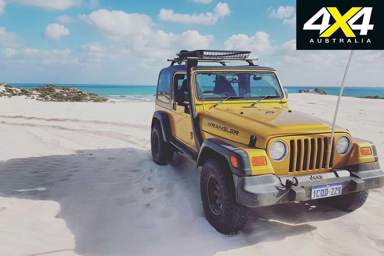 Readers 4 X 4 S Geared Up Rigs Jeep Wrangler Jpg