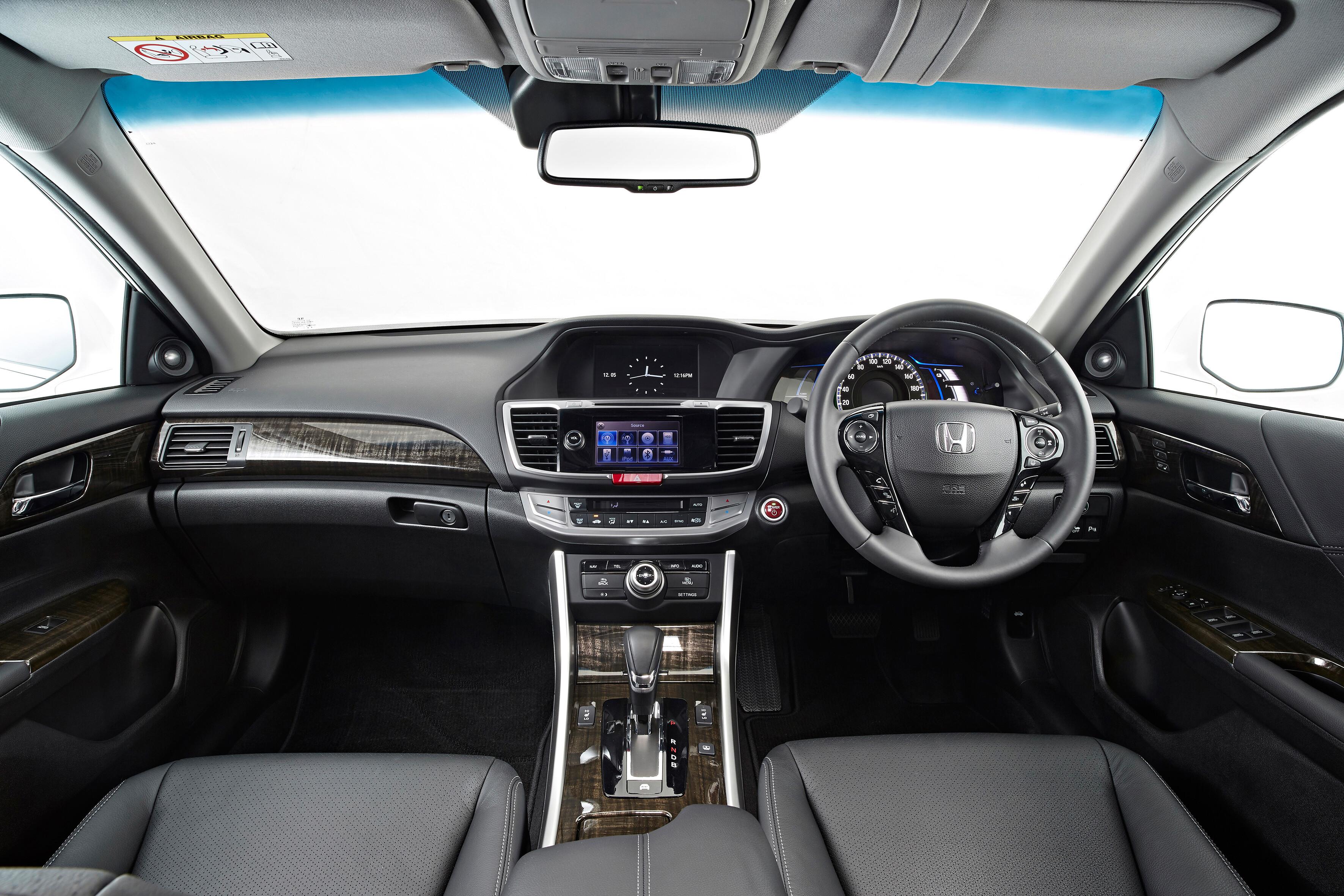 Honda Accord Sport Hybrid3