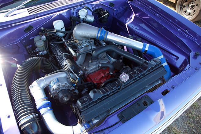 Chrysler Charger engine