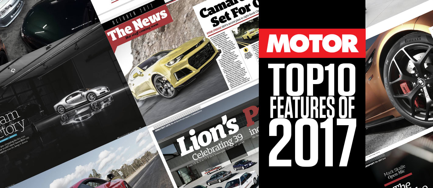 MOTORs Top 10 features of 2017 cover nw