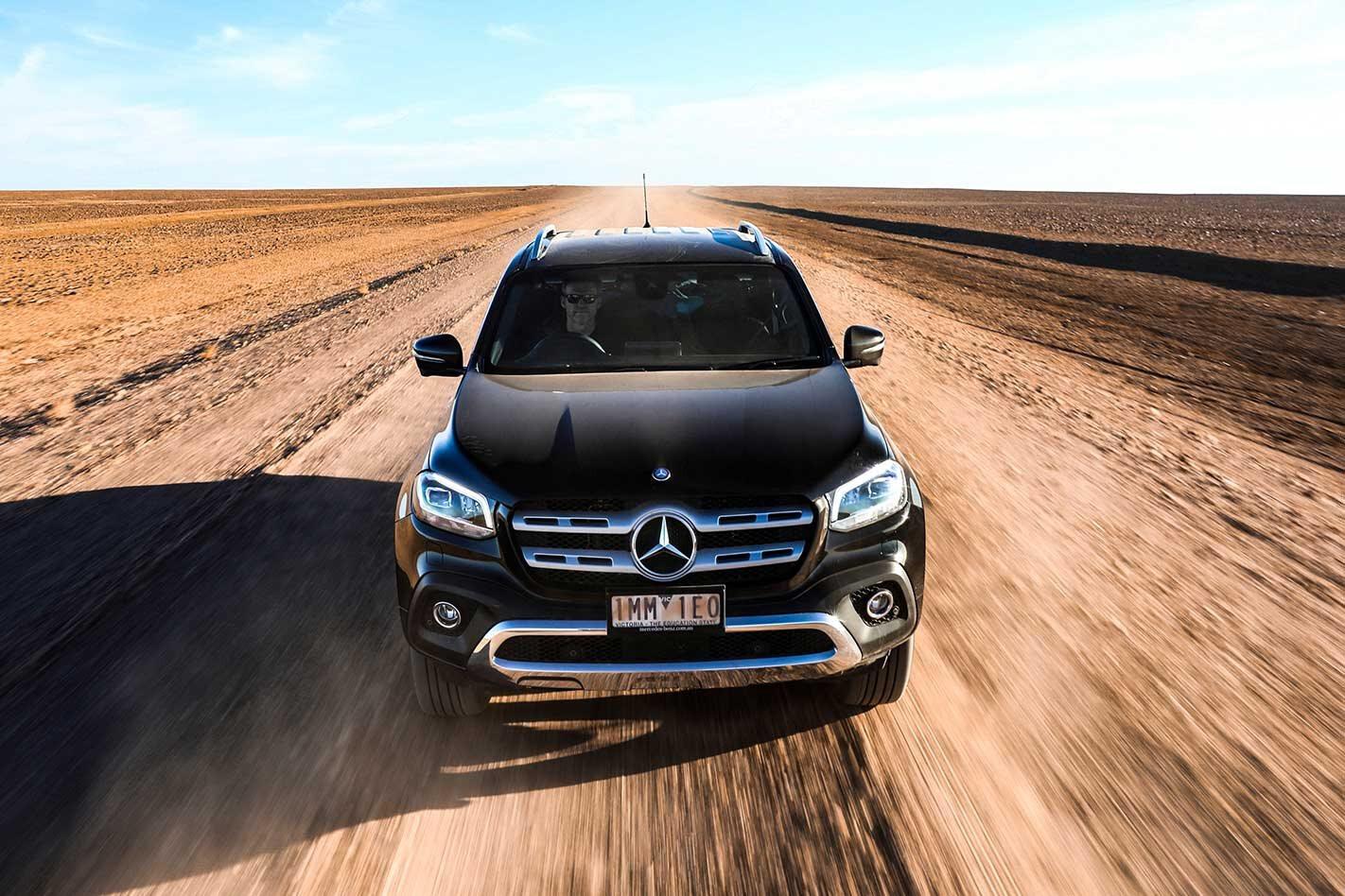 2018 Mercedes-Benz X250d 4x4 review