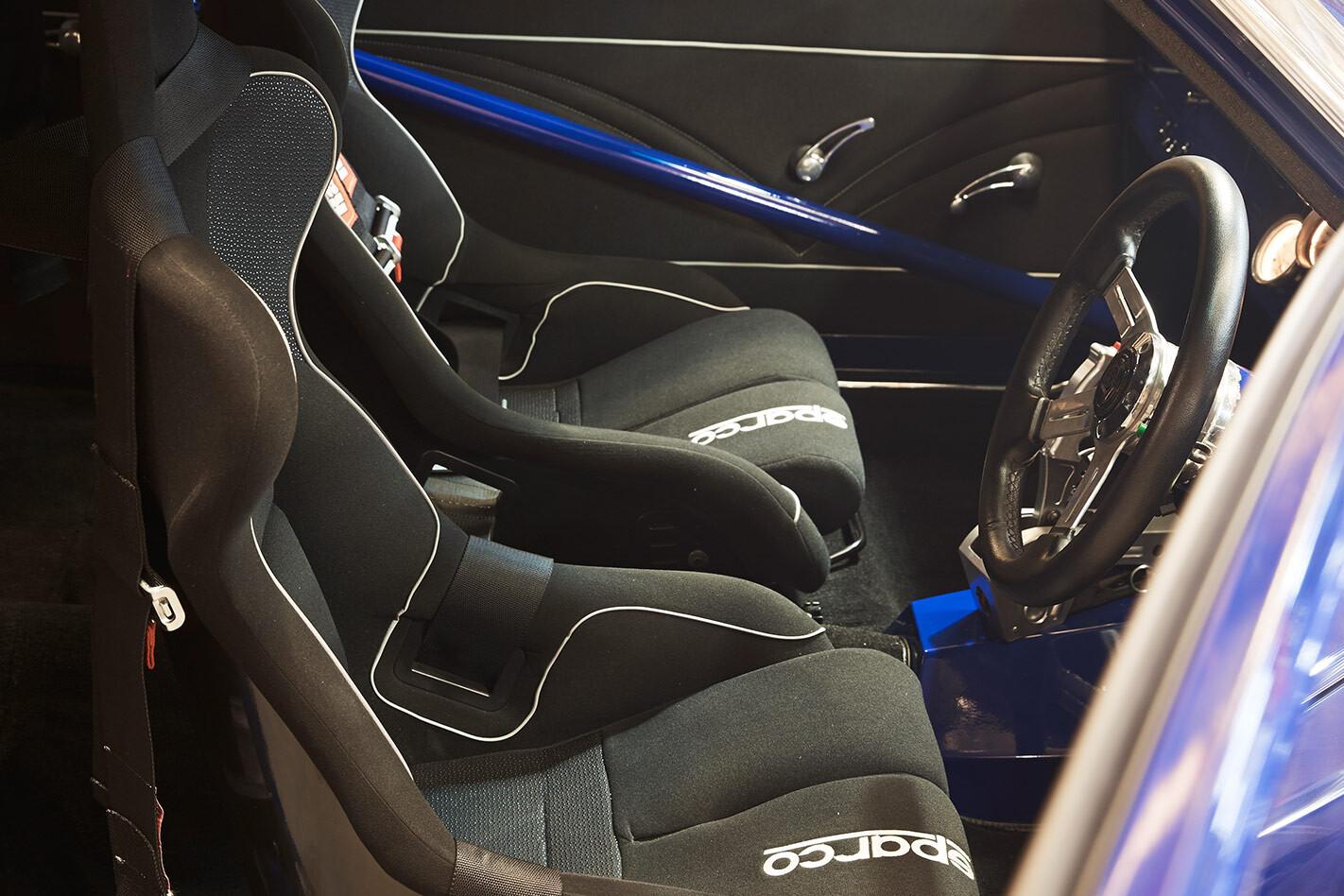 Ford Futura seats