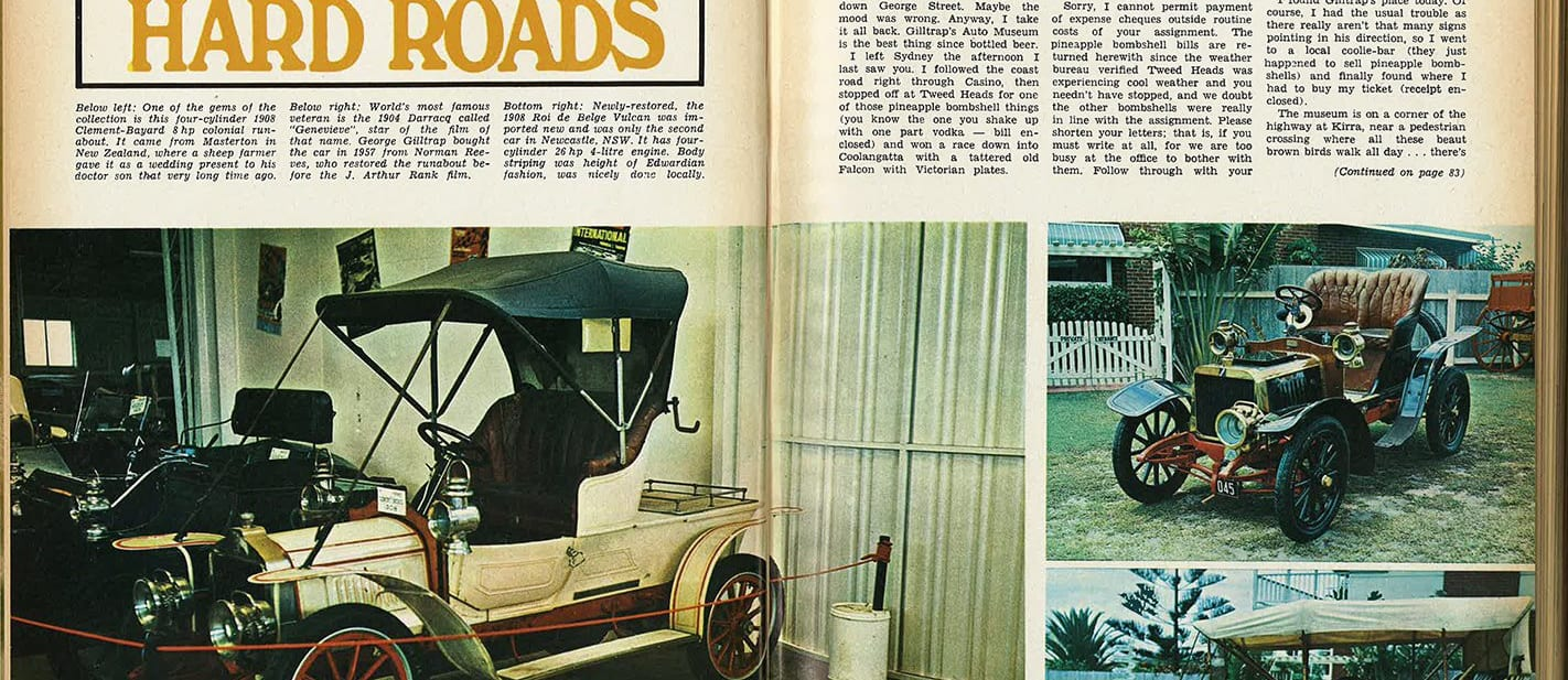 Classic Cars of 1968