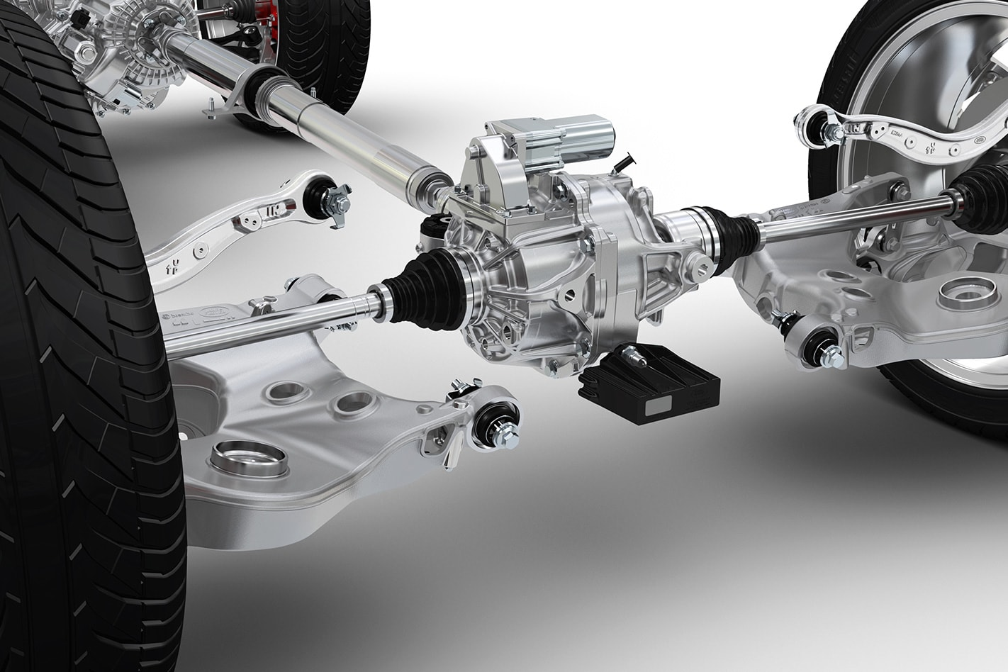 Range Rover Sport Rear chassis