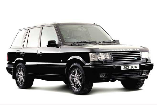 Range Rover second generation