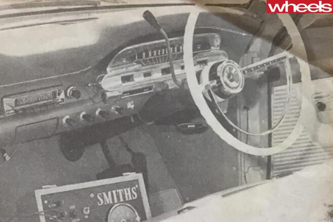1964-Ford -Falcon -interior