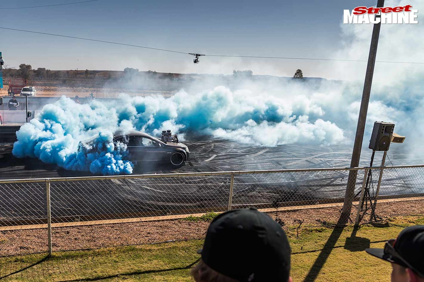 red centrenats 2019 burnout