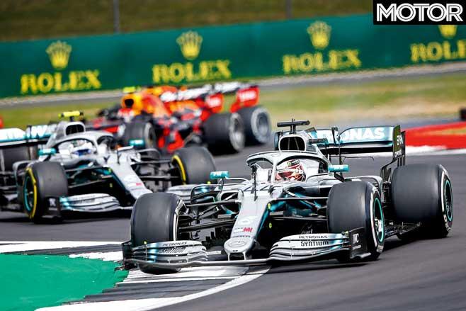 Mercedes AMG F 1 W 10 EQ Power Race Jpg