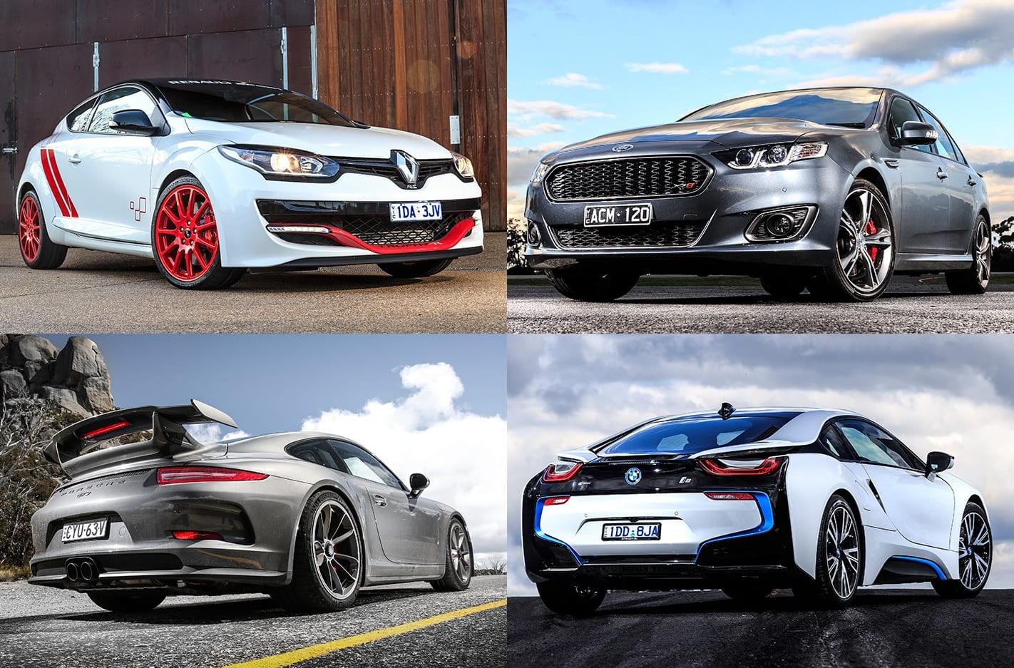 PCOTY 2016 The contenders
