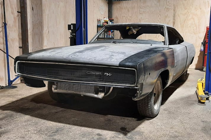 Dodge Charger Build 1 B Jpg