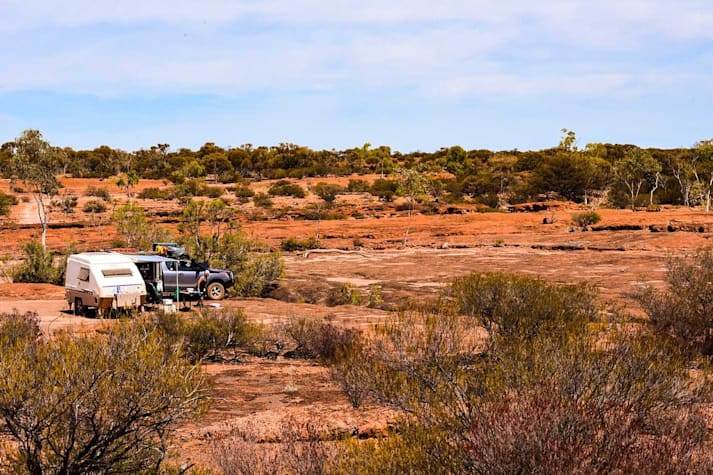 4x4 Trip to Hell Hole Qld