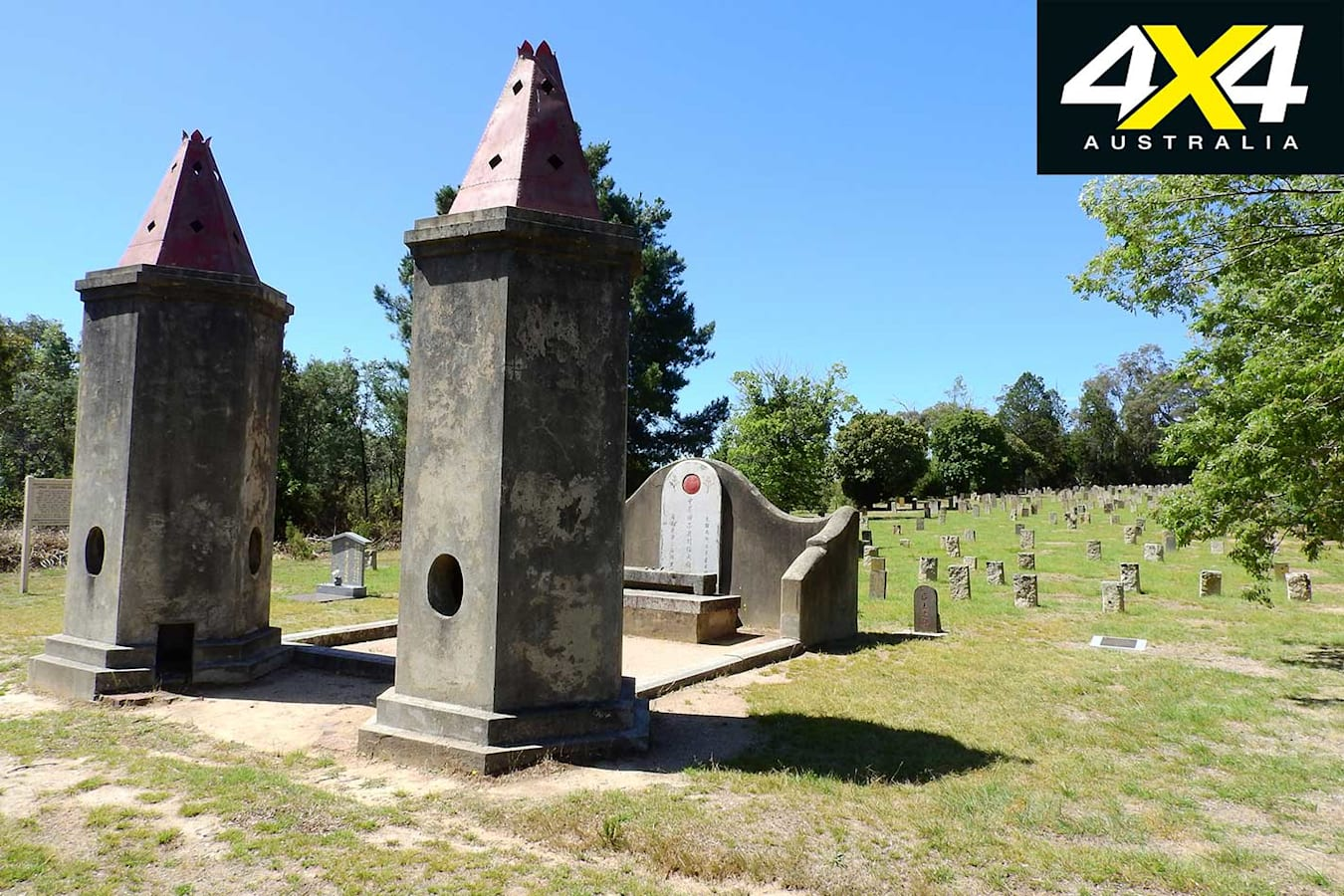 Finding Australia History In Cemeteries Chinese Grave Jpg