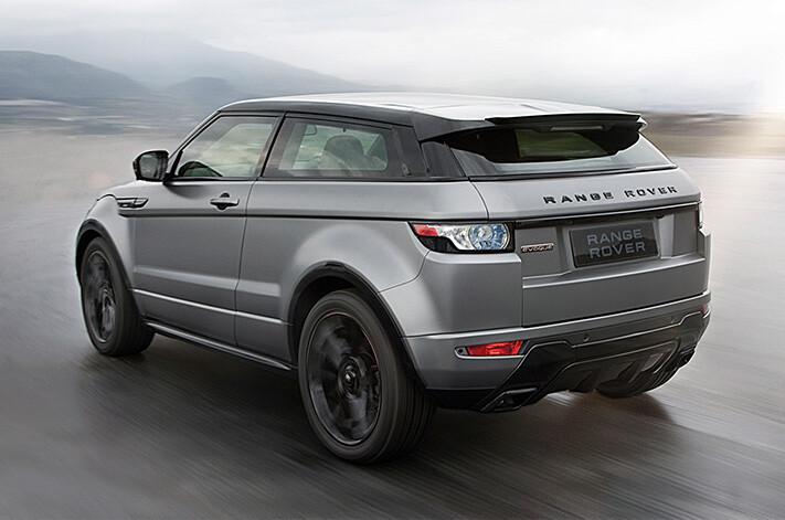 Range Rover Evoque Vic Beckham Jpg