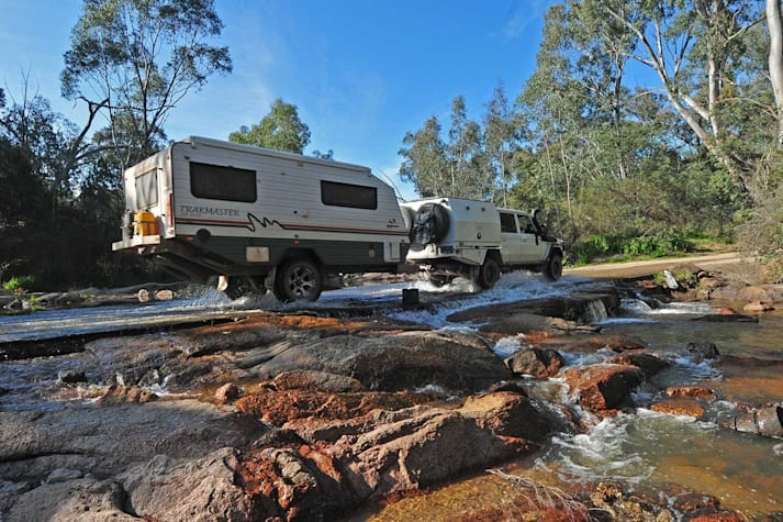 Chiltern-Mt Pilot National Park 4x4 travel guide