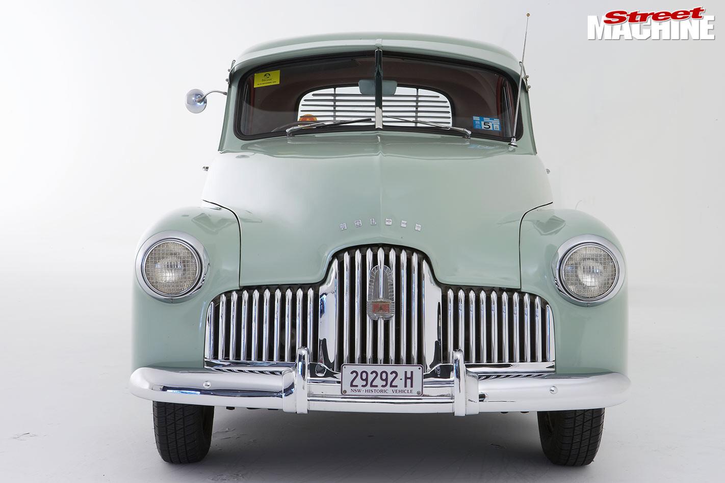 Holden FX front