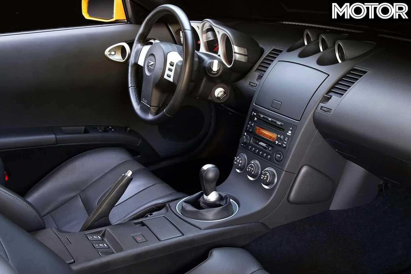2005 Nissan 350 Z 35th Anniversary Interior Jpg