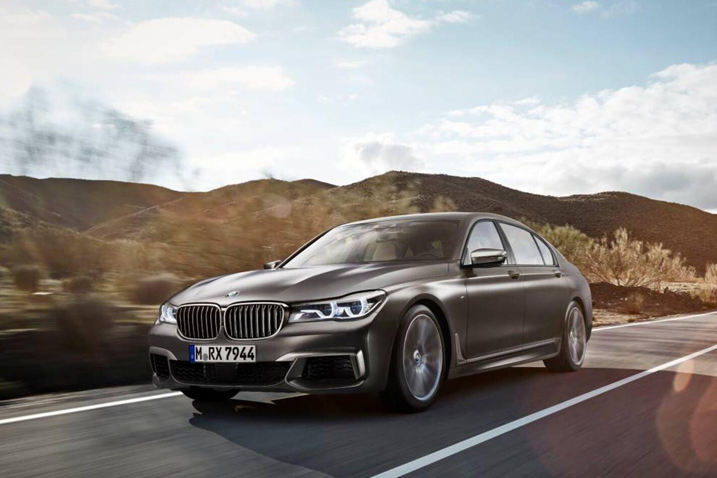 BMW M760Li xDrive comes to Australia