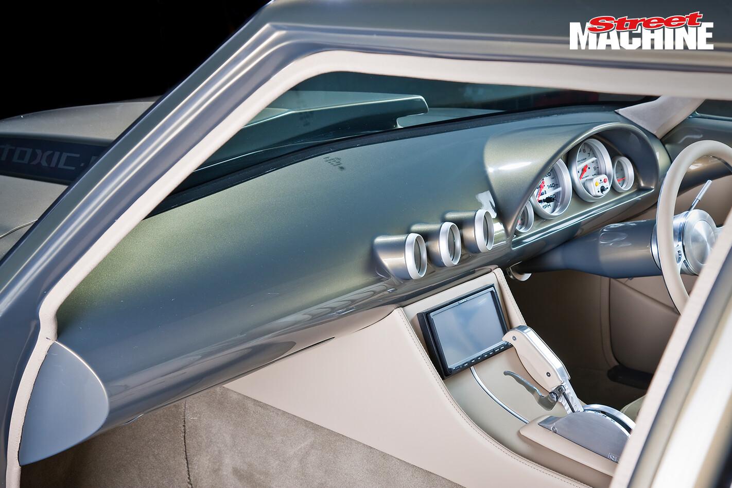 HQ Holden Sedan TOXICQ Inside 1