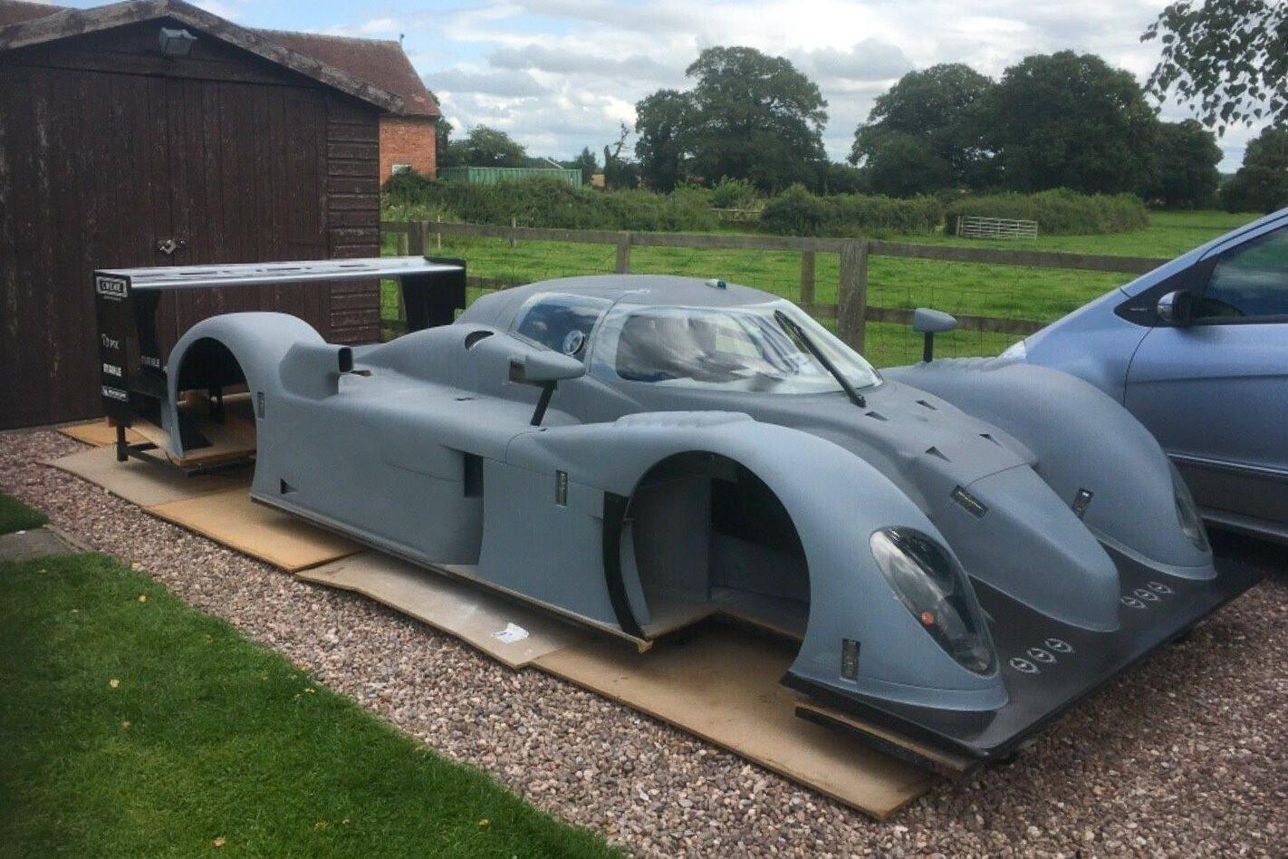 Bentley Speed 8 replica