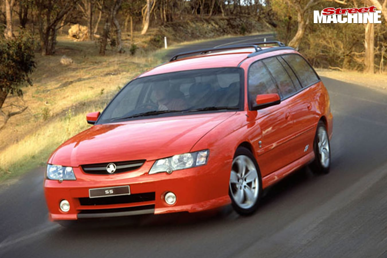Holden Commodore VY SS wagon