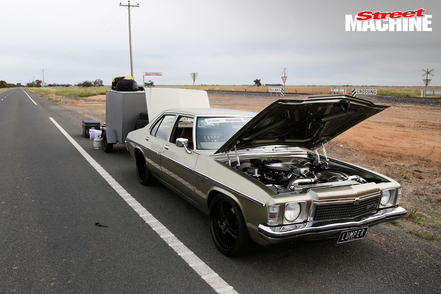 HZ Holden Turbo LS