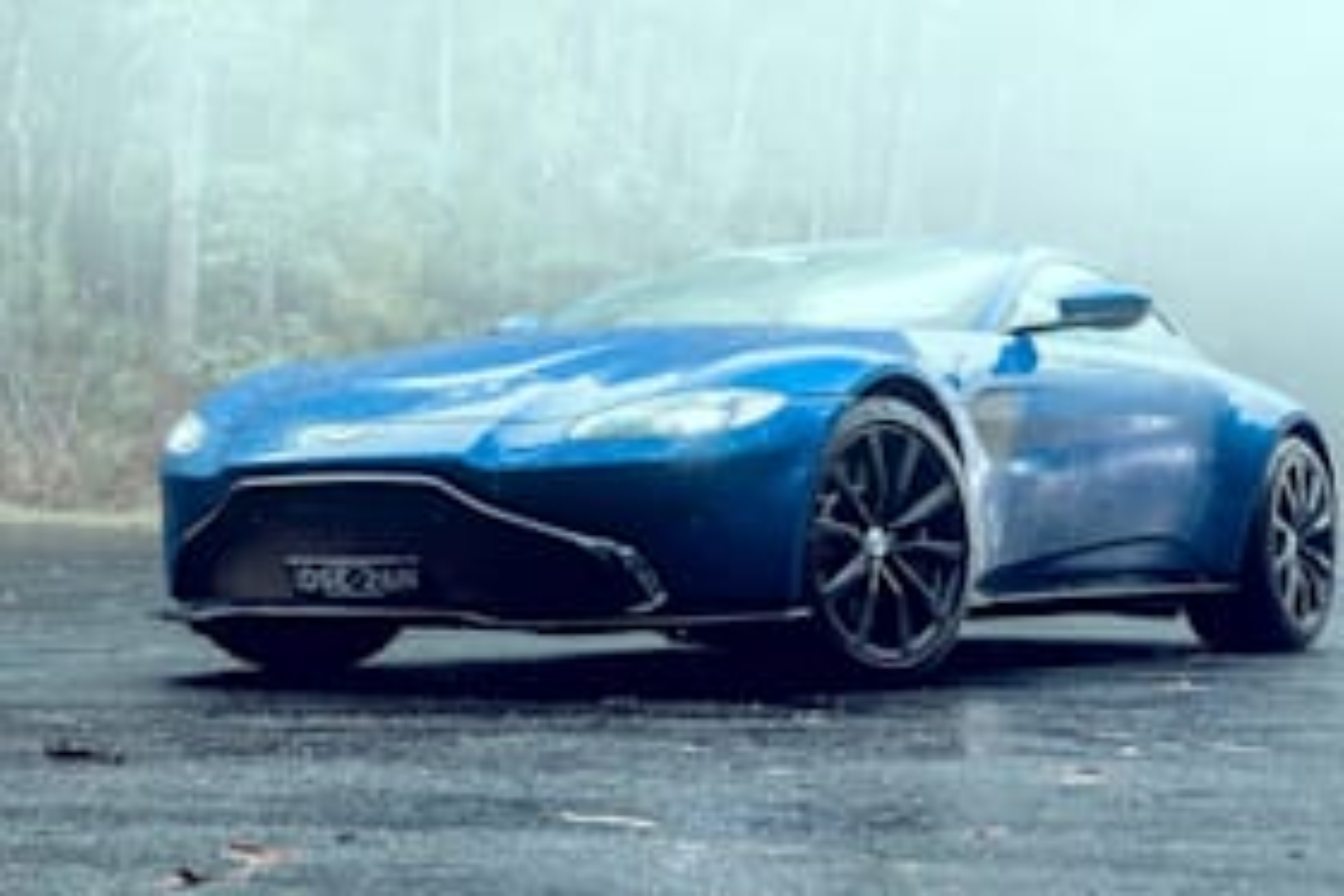 Aston Martin Vantage Front Angle B Jpg