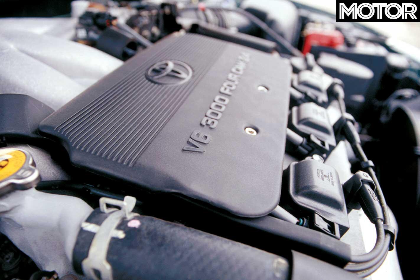 1999 Toyota Camry V 6 Engine Jpg