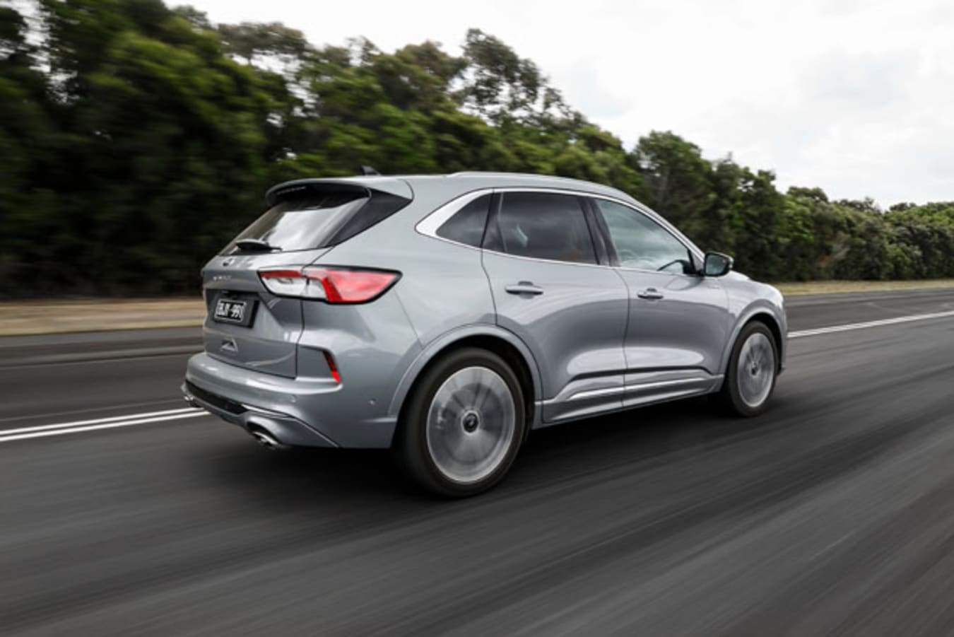 Ford Escape at Car of the Year 2021