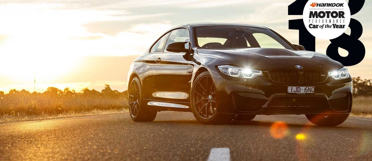 BMW M4 CS Performance Car of the Year 2018 7th feature