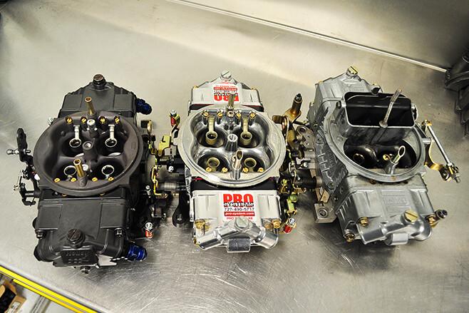 E85 engine on dyno