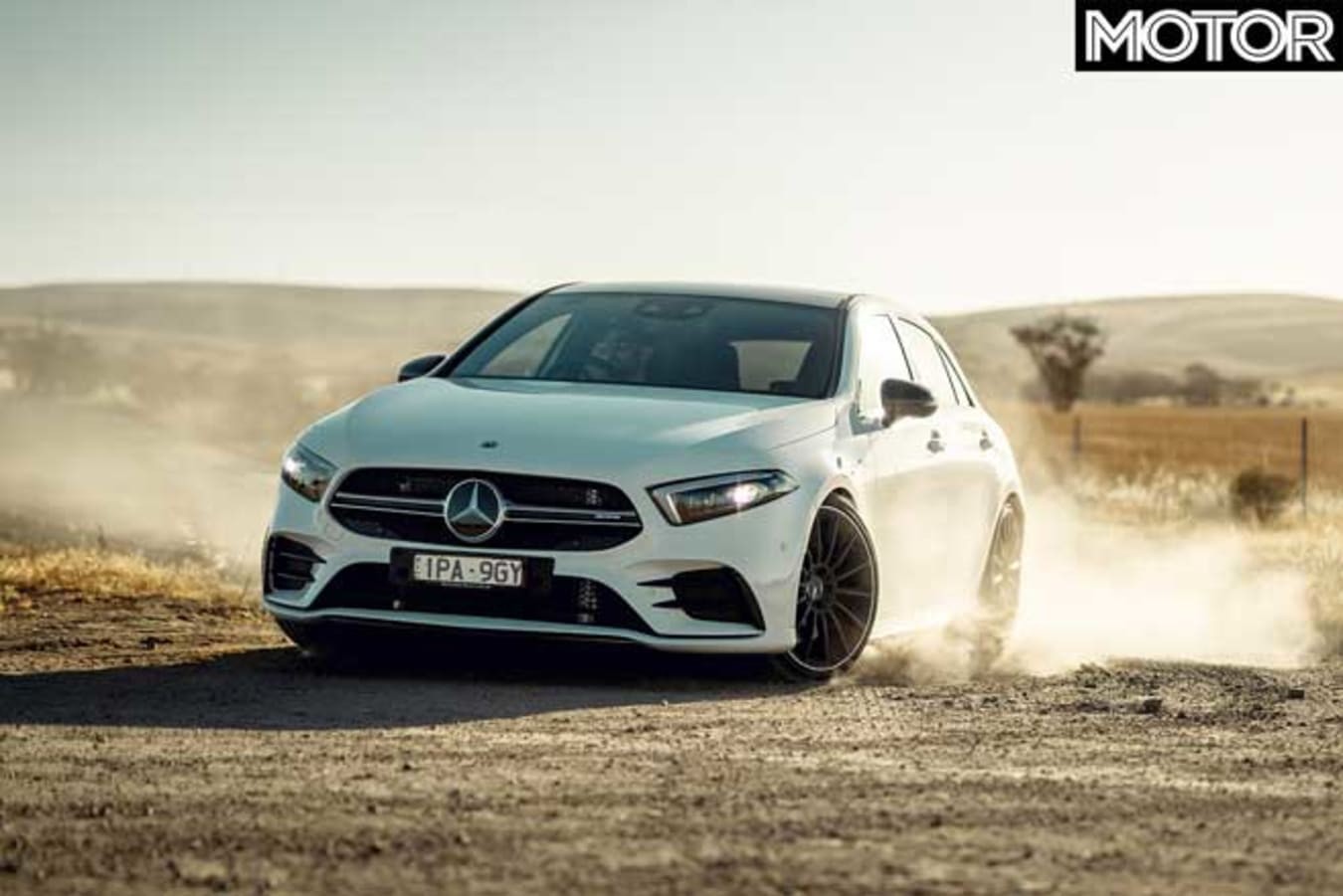 Performance Car Of The Year 2020 Mercedes AMG A 35 Drive Jpg